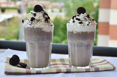Resep Milk shake Aneka Rasa