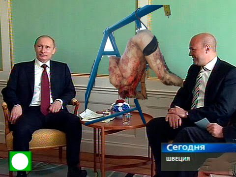 Rysk delegation till tjetjenien 2