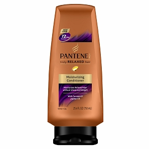 Pantene Relaxed And Natural Daily Oil Cream Moisturizer At Walgreens