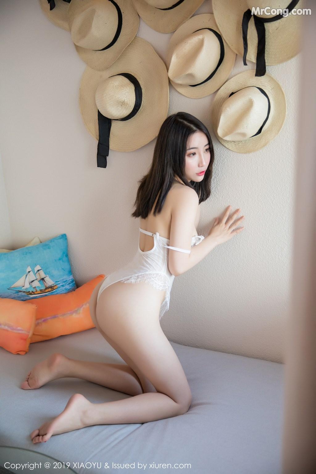 Image XiaoYu-Vol.147-Cherry-MrCong.com-008 in post XiaoYu Vol.147: 绯月樱-Cherry (66 ảnh)