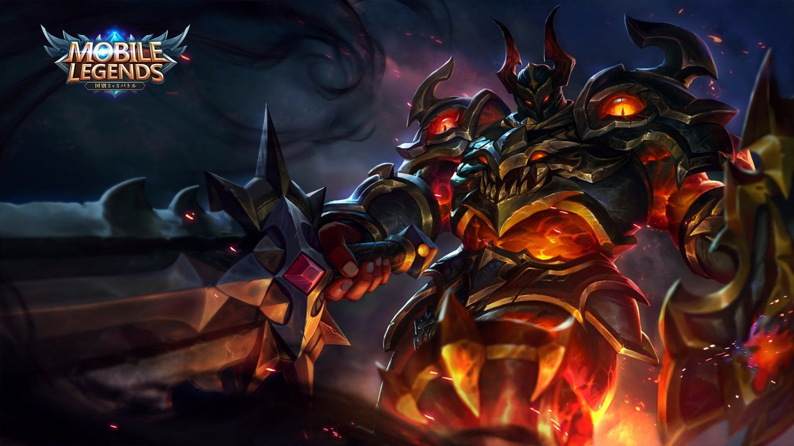 Kumpulan Gambar Dan Wallpaper HD Game Mobile Legends Skin
