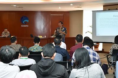 Workshop IoT yang diadakan Kominfo