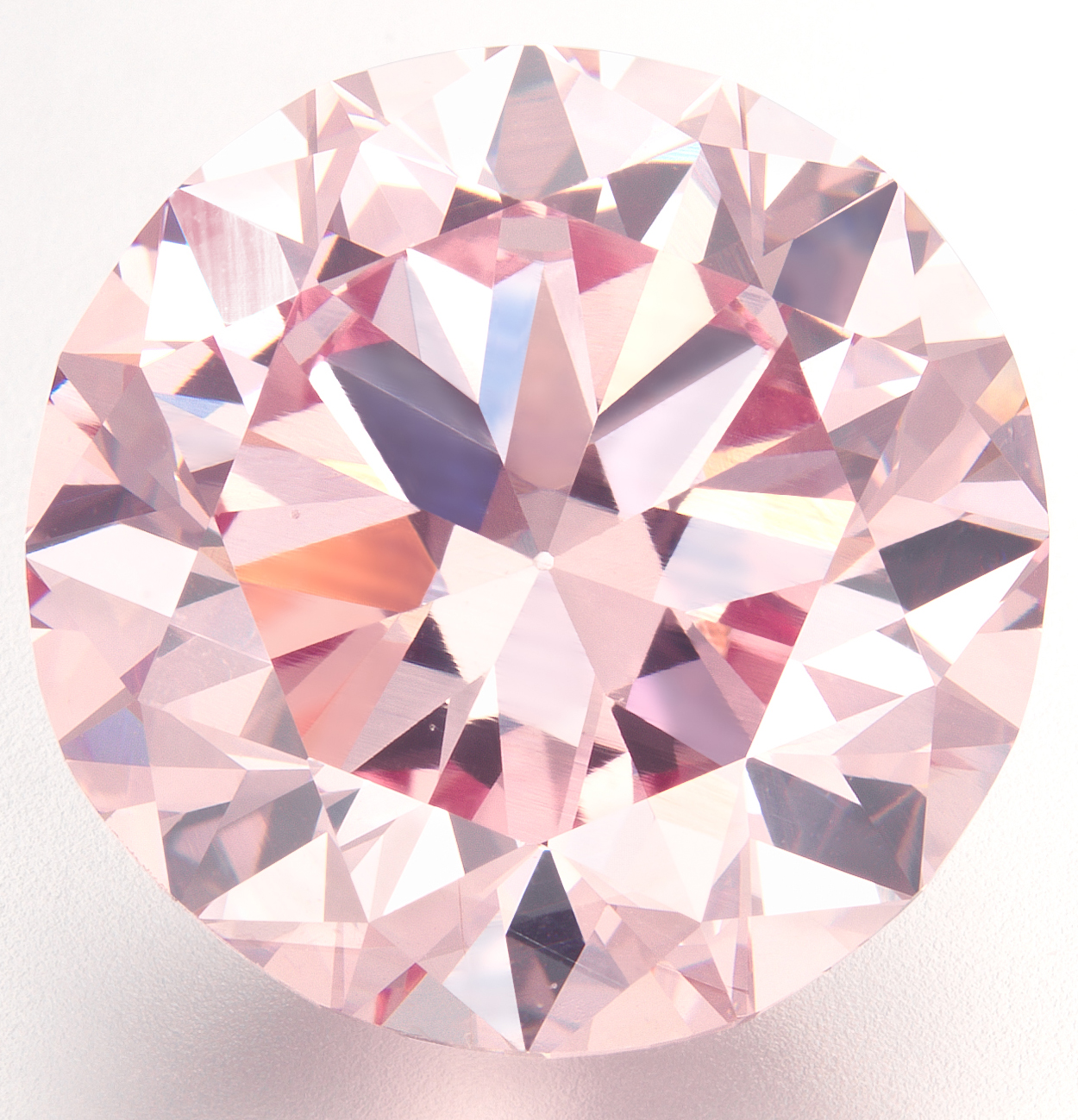 Pink Diamond Color