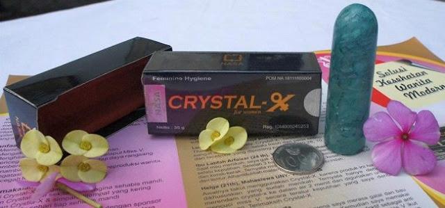 Jual Crystal X Asli Murah