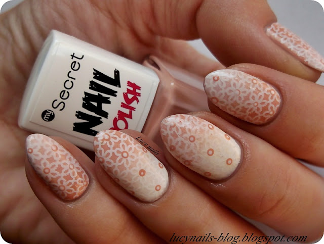 My Secret Nail Polish 275 Peach Sorbet