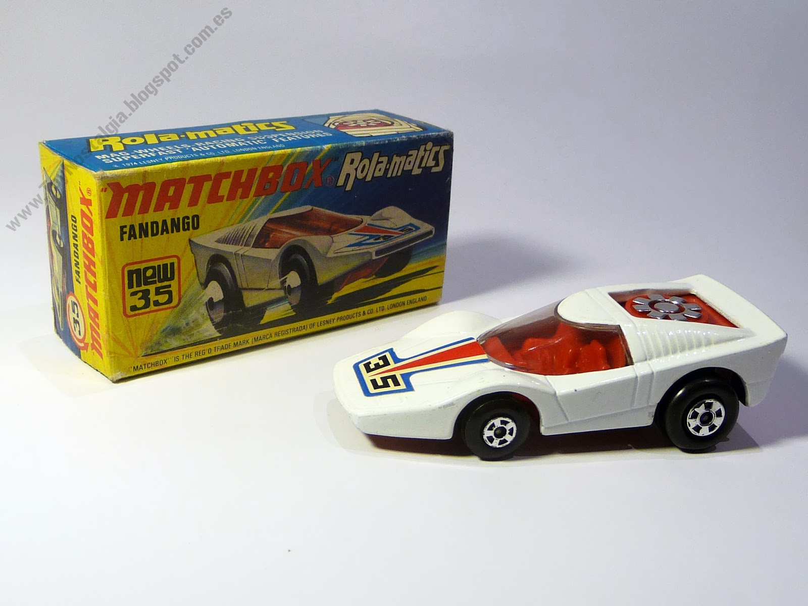 matchbox superfast die cast model cars