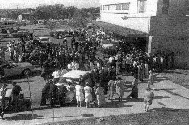 Frank S Place Friday November 22 1963