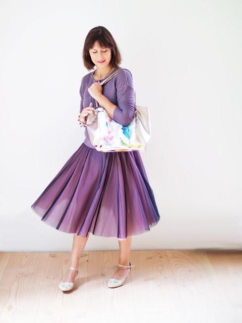 Eine neue Tasche aus den Stoffen von Stoffolino und weitere Stoff- und Woll-Highlights