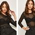 Bluza neagra usor transparenta tip plasa ieftina Answear