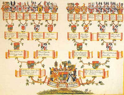 Family Tree Image from Google