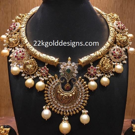 Nakshi Kante Mala Design
