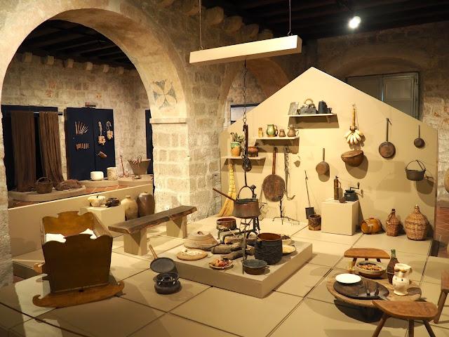 Ethnography Museum, Dubrovnik, Croatia