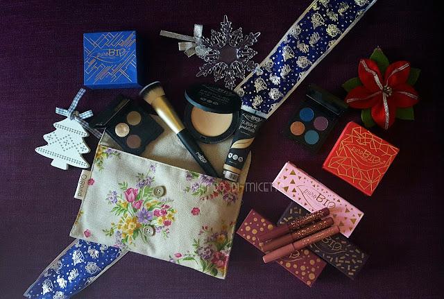purobio swatches palette matitoni edizione limitata natale christmas 2015 skin tones fallen tones pochette fondotinta sublime foundation