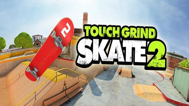 Touchgrind Skate 2 v1.17 Apk + Data Mod [Desbloqueado]