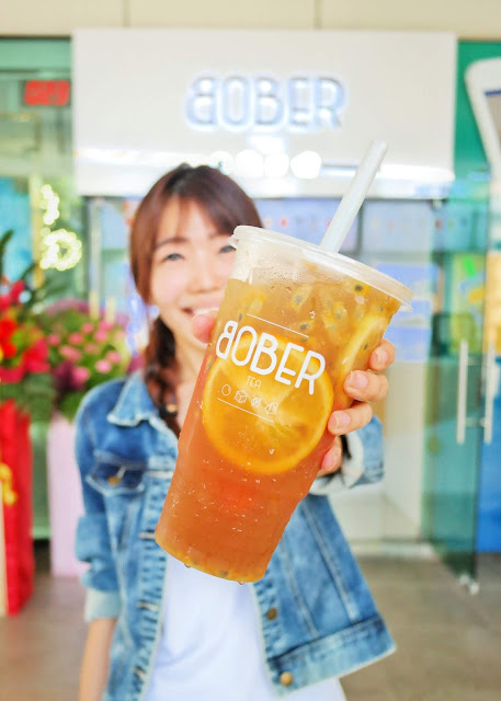 Bober Tea - The Latest Artisan Tea in Town (Bishan)