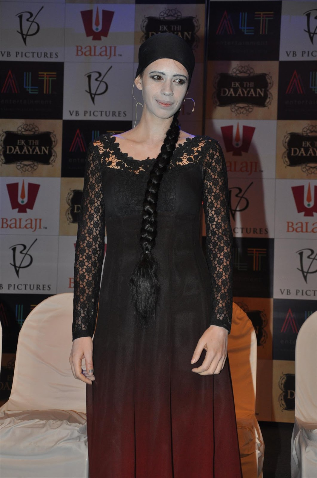 Ek Thi Daayan Movie First Look Launch Photos ~ Jennifer