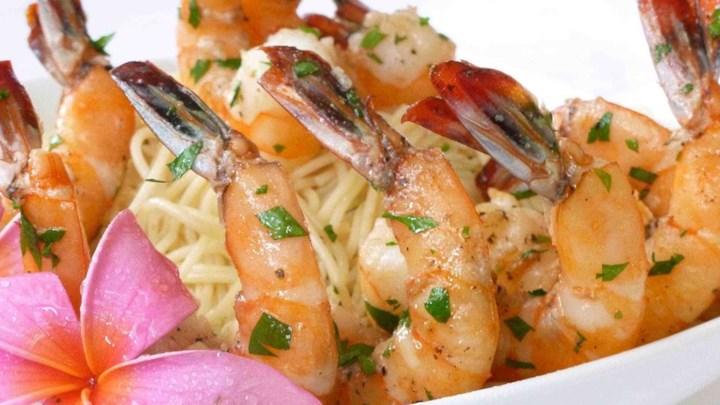 Classic Shrimp Scampi Recipe - World Food Cuisines