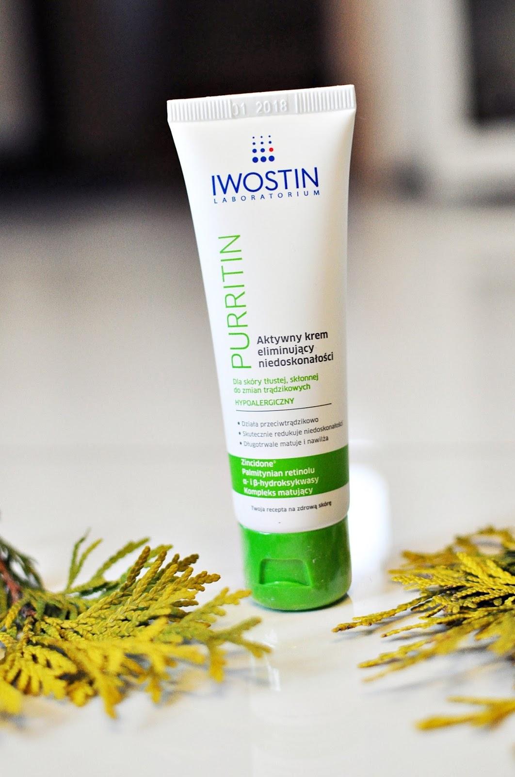 kosmetyki_iwostin_krem-purritin_reklama-tv