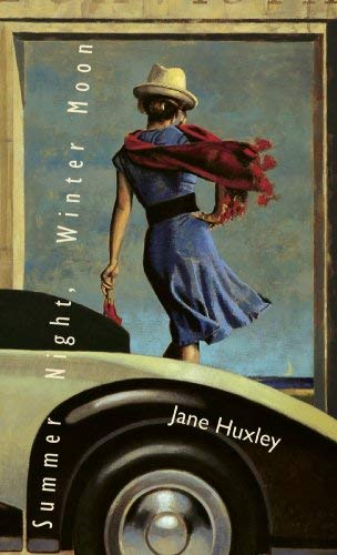 Book cover for Summer Night, Winter Moon by Jane Huxley