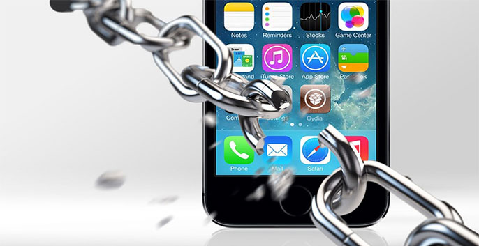 Jailbreak iPhone, iPad