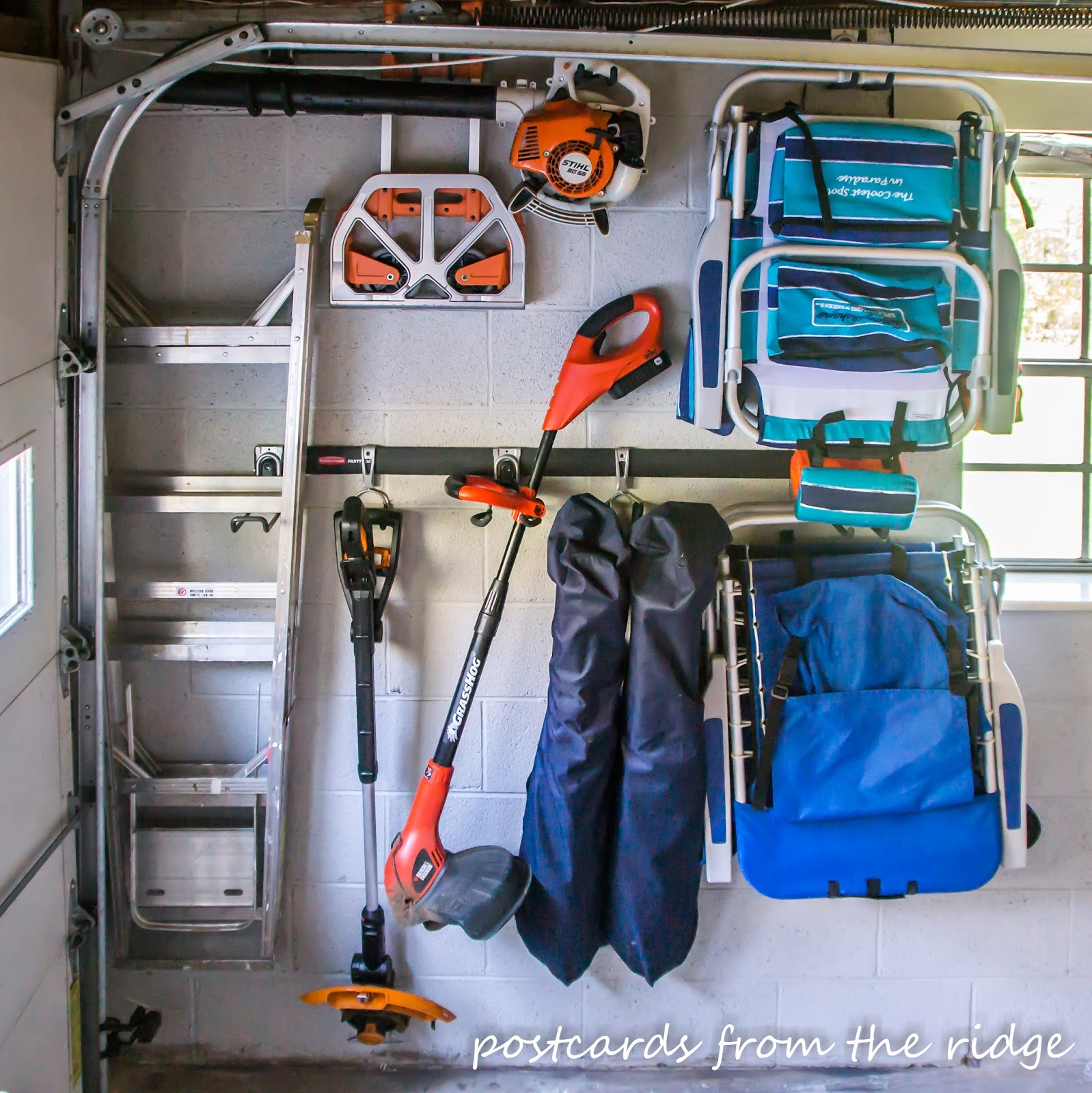 5 simple steps to and organized garage