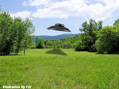 John Bro Sighting - My UFO Experience