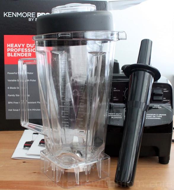 KenmorePro Blender