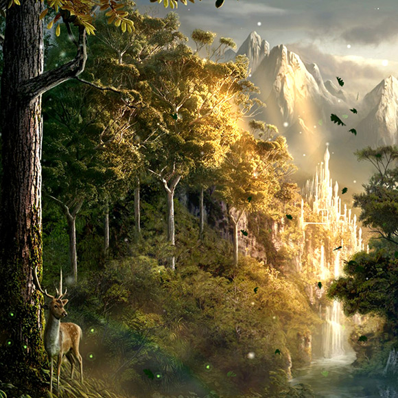The Forest Wallpaper Engine