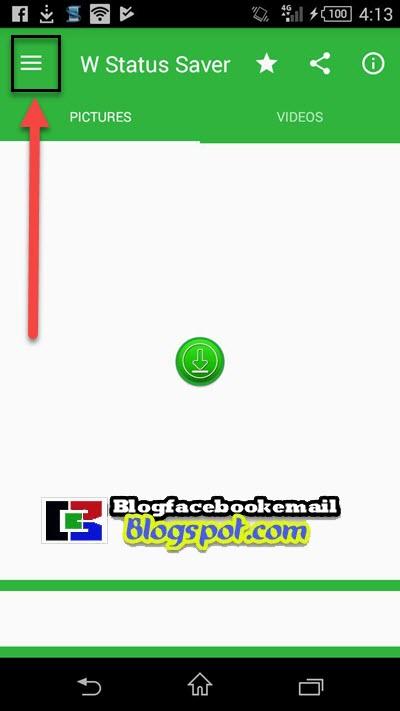 cara download status wa dengan aplikasi