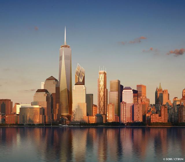 برج التجارة العالمي في نيويورك