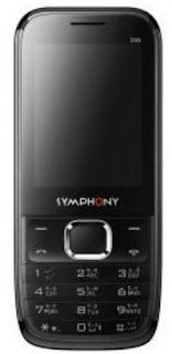 Symphony D32i MT6260 Flash File Download