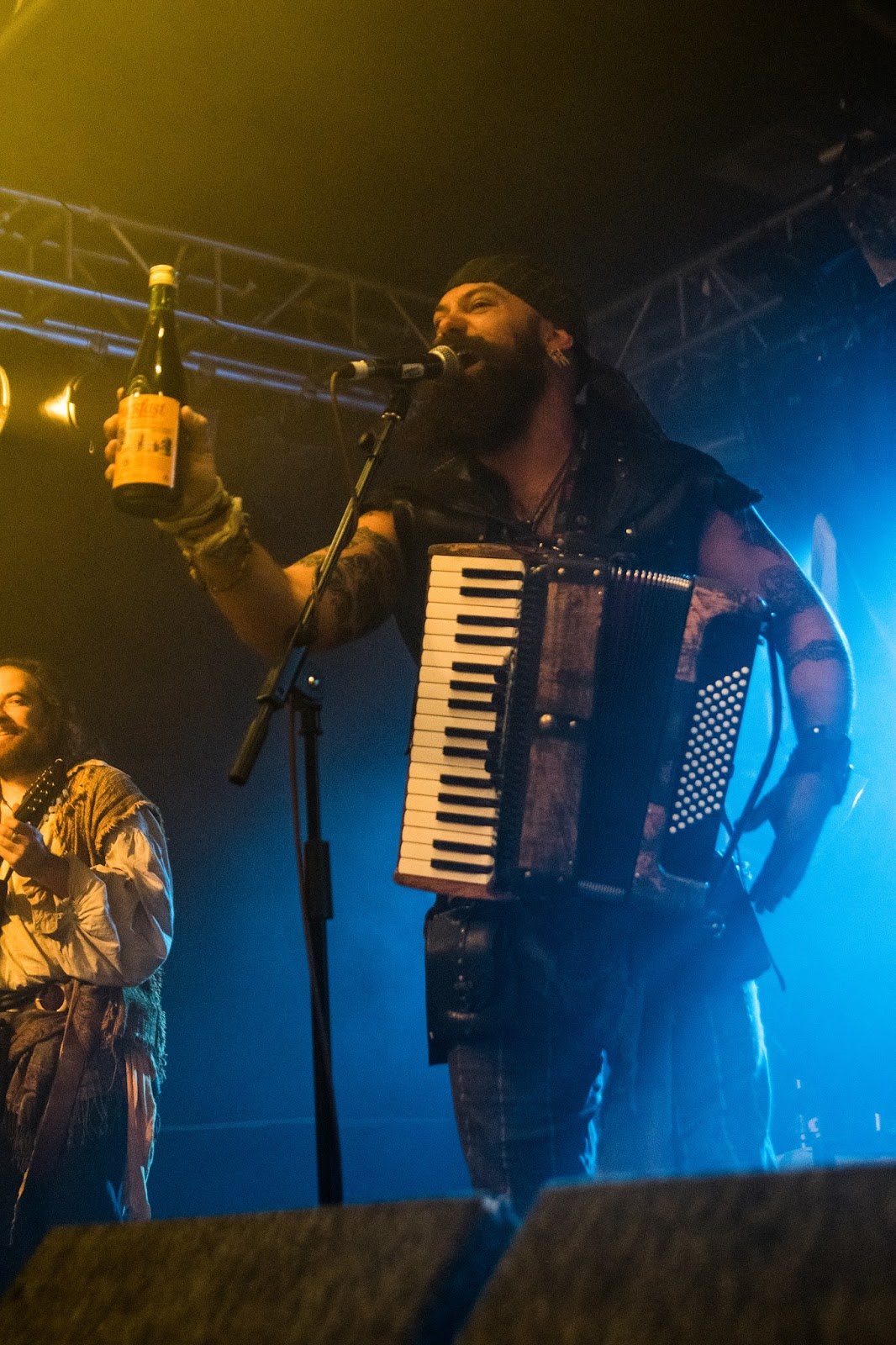 Belfast Metalheads reunited: LIVE REVIEW: Party at