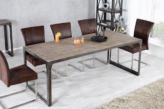 Designovy jídelní stůl Reaction.