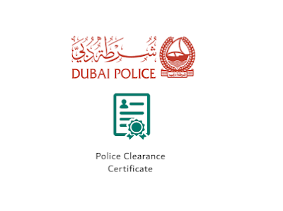 Apply for Police Clearance Certificate in Dubai