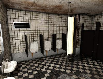 Rotten Restroom