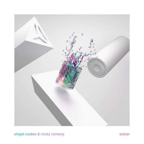 Cheat Codes & Nicky Romero - Sober - Single Cover