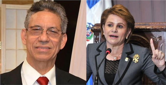 Reverendo del PLD pide a  Lucía Medina ser firme como Danilo y Bosch por ser mujer con luz propia
