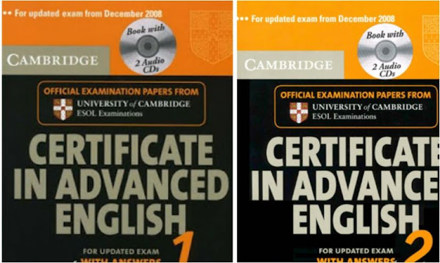 Certificate in Advanced English + Answers 1-2