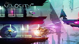 Velocity 2X Critical Mass Edition PS Vita Wallpaper