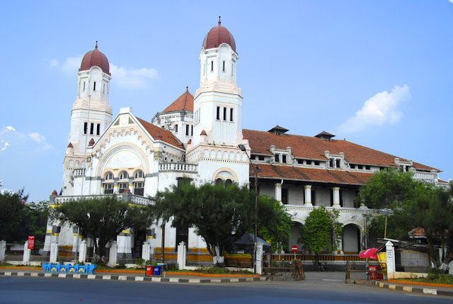 lawang sewu | Wonderful Indonesia