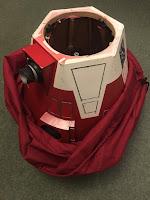 Dome bag, R4D4, R5D4