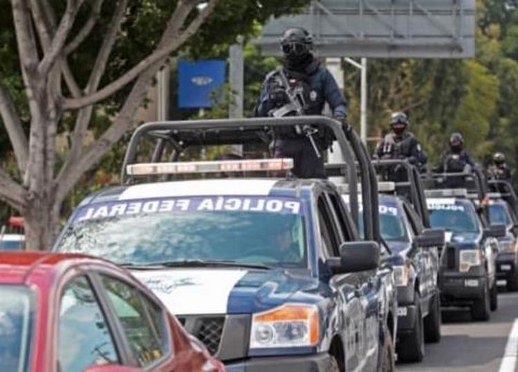 Roban 57 armas a elementos de la PF en Guanajuato