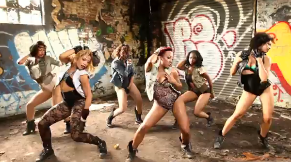 "Sean Bankhead's - Beyonce's ""Who Run The World (Girls) Video"