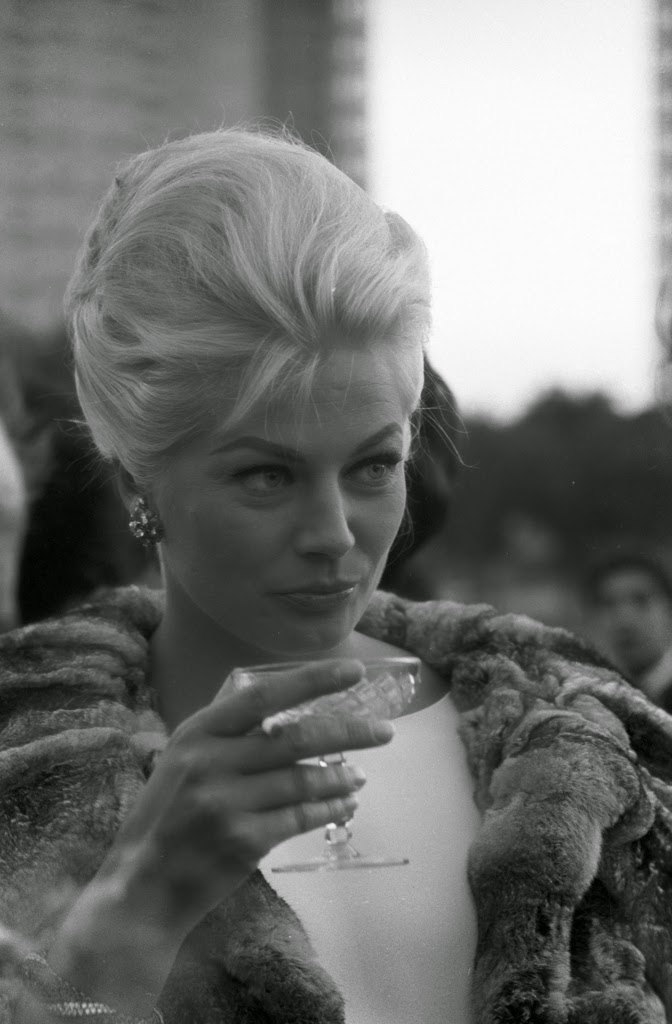 Bulgari and Anita Ekberg