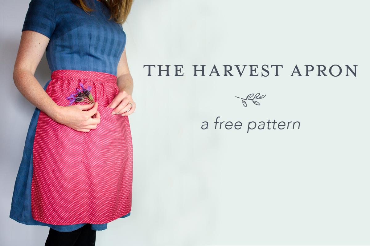 Free Apron Pattern Best Design