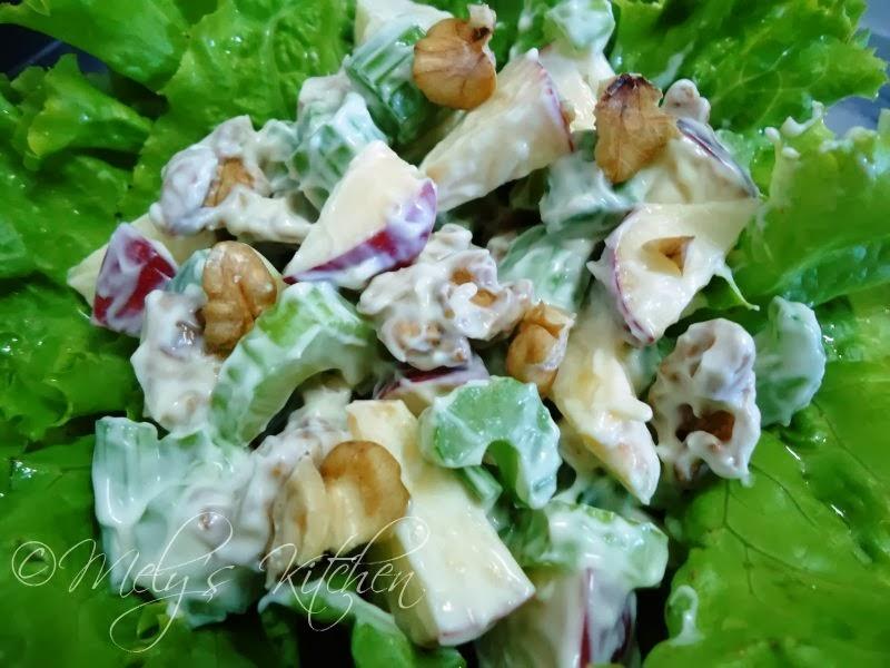 Waldorf Chicken Salad Recipe Original