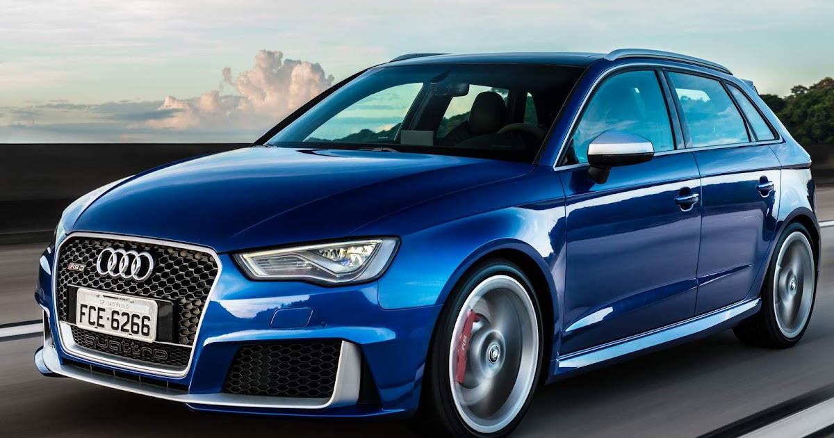 Audi RS3 aniquila MB A45 AMG e BMW 135i em Interlagos