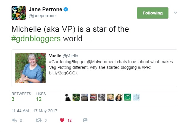 Jane Perrone tweet