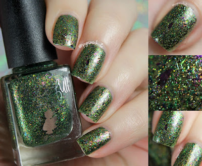 Grace-Full Nail Polish Grown Up Christmas Tree | Christmas Memories Collection 2016