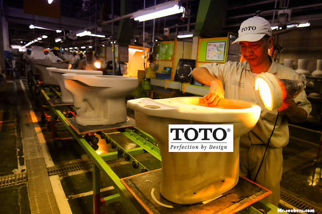 Lowongan Kerja PT. Surya Toto Indonesia Tbk, Jobs: Teknik Robotik, Staff HSE & Lingkungan, Inspektor Situs.